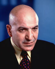 TELLY SAVALAS COLOR 8X10 PHOTOGRAPH