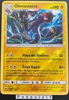 Carte Pokemon OHMASSACRE 46/147 Rare REVERSE Soleil et Lune 3 SL3 FR NEUF