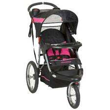 Jogging Stroller Expedition Swivel Jogger Child Kids Girl Pink Bubble Gum New