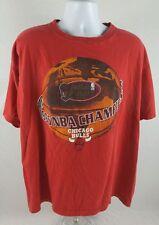 Chicago Bulls Michael Jordan NBA Champions XXL Vintage Champ T Shirt Basketball
