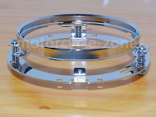 Motorcycle 7 Inch Round LED Headlight Mounting Bracket Ring For Harley Touring
