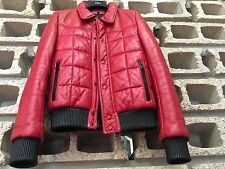 Collector&Gorgeous Dior Homme Hedi Slimane AW05 Quilted Leather Jacket Prototype