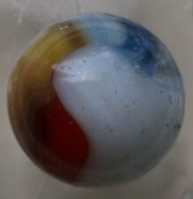 Rare Vintage Vitro Agate Multi Colored Marble .63 Inches