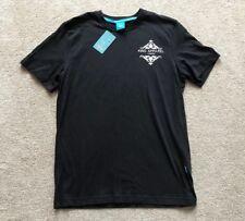 """Kings Apparel """"Reign Supreme"""" T-shirt. Taille L (44""""). Noir. 100% coton. RRP £ 27"""