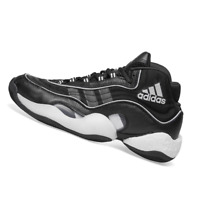 ADIDAS MENS Shoes 98 CRAZYBYW - Core Black & Grey Two - G26807