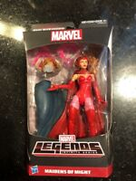 Marvel Legends Infinite Series Maidens of Might Scarlet Witch 6 Inch Figure