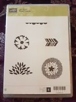 Stampin Up Petal Parade stamps retired Sale-a-bration