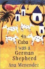 In Cuba I Was a German Shepherd-ExLibrary