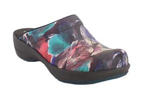 Sanita Hygge Wave Clogs - best nurse shoes - comfortable - Trixy leather