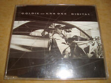 GOLDIE feat. KRS ONE - Digital  (Maxi-CD)