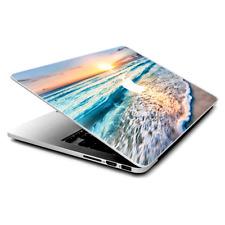 "Skin Decals Wrap for MacBook Pro Retina 13"" - sunset on beach"