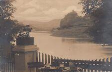 Aussig Usti nad Labem AK 1920 Panorama mit Elbe Tschechien Ceska 1802068