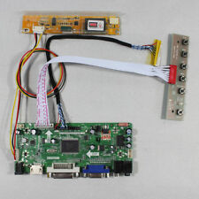 LCD inverter Controller board HDMI VGA DVI for HSD100IFW1-A04 1024*600 10.1""