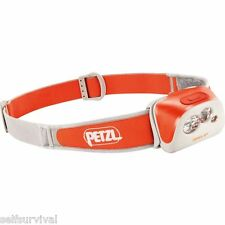 Petzl Tikka XP Headlamp E99HC,Color:Coral  160 lumen   NEW