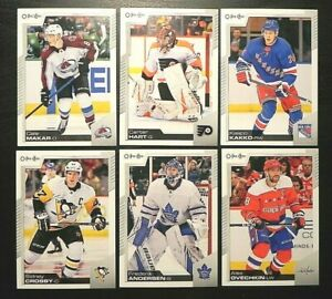 2020-21 20/21 O-Pee-Chee OPC Base Cards #251 - #500 Finish Your Set You Pick