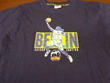 Alba Berlin Basketall 2007-2008 Season with Schedule on Back   Large   J0