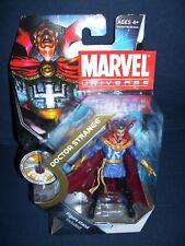 Marvel Universe Dr.Strange 3 3/4 Action Figure #12 Series 3 Hasbro NIB