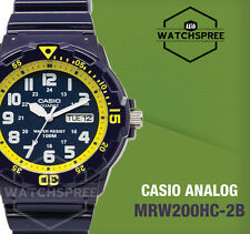 Casio Men's Diver Look Series Watch MRW200HC-2B