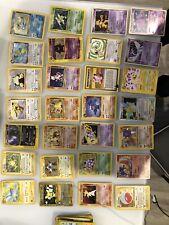 Pokemon carte miste collezione vecchia. Condizioni foto no charizard shining