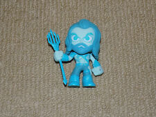 FUNKO BLUE AQUAMAN, MYSTERY MINIS, WALMART EXCLUSIVE, BATMAN VS. SUPERMAN FIGURE