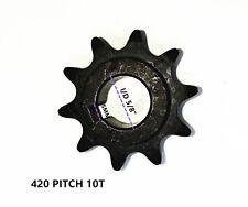 """10T #40/41/420 Sprocket Gear 3/4"""" bore Torque Converter Driven 3/4"""" C I/D 5/8"""""""