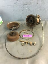 Honda ATC200 ATC 200 ATV OEM Rear Brake Drum Axle Carrier 1982