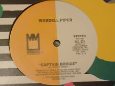 """WARDELL PIPER Captain Boogie 12"""""""