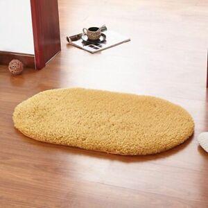 Large Size Micro Fiber Rug Bathroom Living Room Door Floor Absorbent Carpet Mat