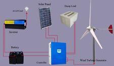 500W Wind Generator Package