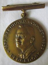 RARE IAU BERGDORF HAMBURG GERMANY 1964 BERNARD SCHMIDT TOKEN PIN