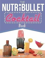 Nutribullet Cocktail Party Recipes Cook Book Health Nutrition Hen Mocktail Slim
