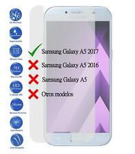 Tempered glass screen protector film for Samsung Galaxy A5 2017 Genuine