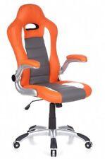 Hjh Office 621700 Sedia da Gaming/sedia girevole Racer Sport similpelle (e0c)