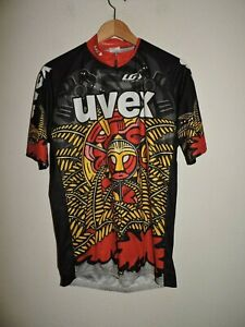 Louis Garneau Uvex Mens Cycling Jersey Size Large