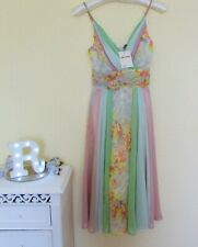 BNWT ASOS Bird & Clouds Print Dress Wedding Bridesmaid Size 6