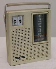 RADIO EPOCA VINTAGE NATIONAL PANASONIC MODEL R-1493B 6 TRANSISTOR JAPAN MATSUSHI