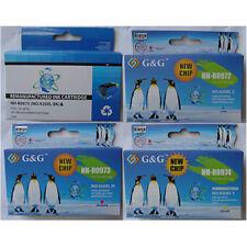 4 Ink for HP Officejet 6000 6500 6500A 7000 7500A HP920 CD971AN CD6364AN~CD636AN