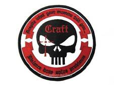 Original Chris Kyle Craft Navy Seal American Sniper Punisher Military Patch New