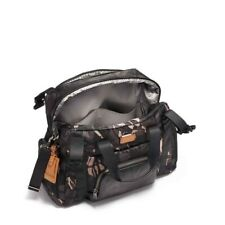 TUMI Buckley Duffel~Ballistic Nylon~Gray Camo✈️Travel Luggage🧳Carry-On💪Gym Bag