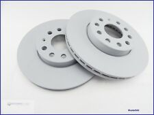 2x Brake Disc Bosch 0986478081 Vauxhall