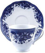 Brunchfield Skye 4 Piece Porcelain Tea Cup & Saucer Set 4
