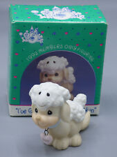 "Precious Moments ""I've got you under my skin"" BC922 1992 Symbol Membership Dog"
