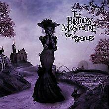 Pins and needles von Birthday Massacre,the   CD   Zustand gut