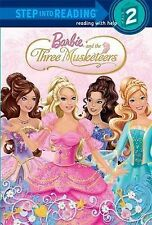 Barbie and the Three Musketeers (Step Into Reading - Level 2 - Quality),ACCEPTAB