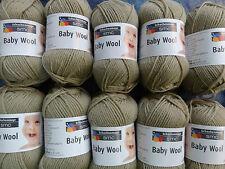 Wolle zum Stricken Schachenmayr BABY WOOL Fb. 6105
