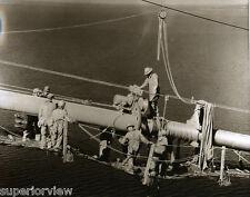 American Bridge Iron Workers on Mackinac Bridge MIchigan Iron Workers GREAT