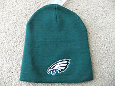 Philadelphia Eagles Midnight Green Officially Licensed NFL Beanie Hat-BNWT's