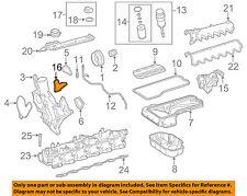 MERCEDES OEM 13-18 SL65 AMG 6.0L-V12 Engine-Housing Gasket 1370110180