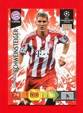 CHAMPIONS LEAGUE 2010-11 Panini 2011 - BASIC Card - SCHWEINSTEIGER - FC BAYERN