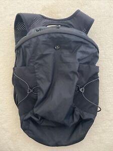 Lululemon Black Running Bag